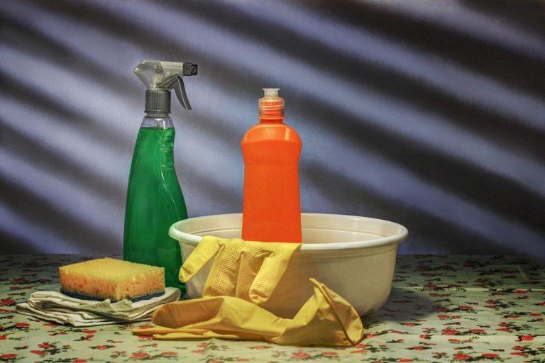 Profesjonalne środki czystości dla każdej osoby