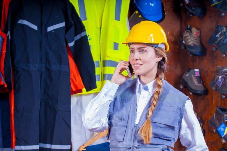 Przestrzeganie zasad BHP w pracy